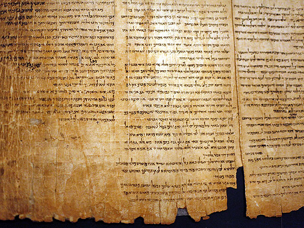an analysis of a chapter relating the dead sea scrolls found in qumran to the new testament used in