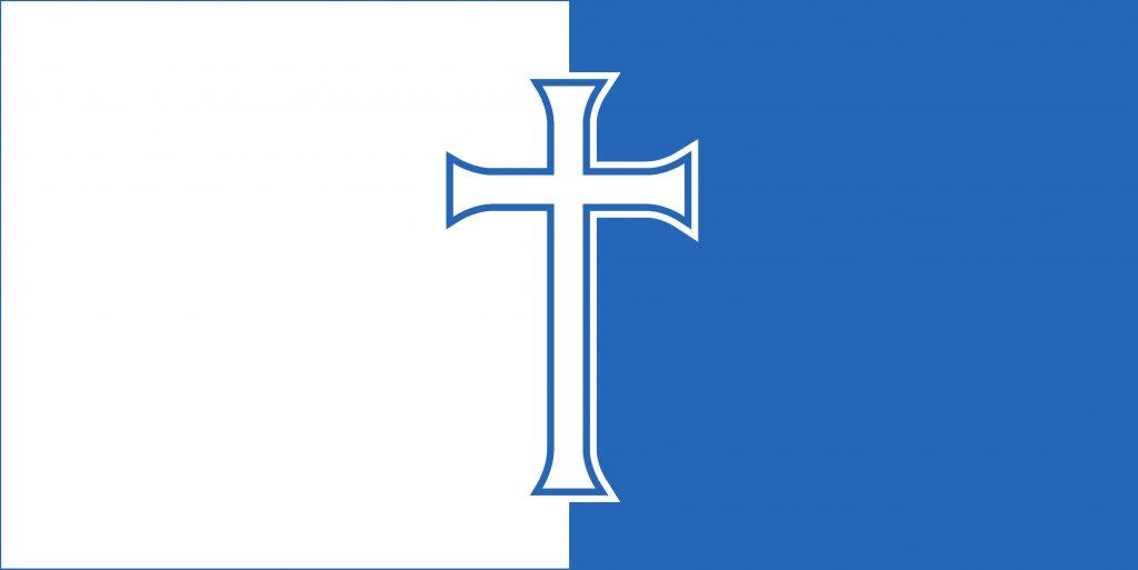 Флаг Священной Митрополии Абхазии